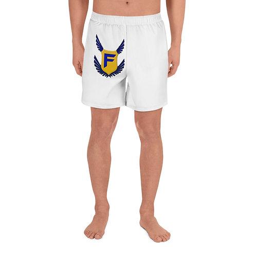 Fakz Badge Men's Athletic Long Shorts