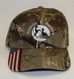 Camo Hat Front