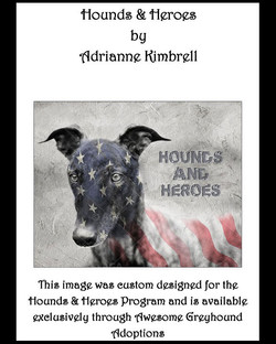 Hounds & Heroes Notecards
