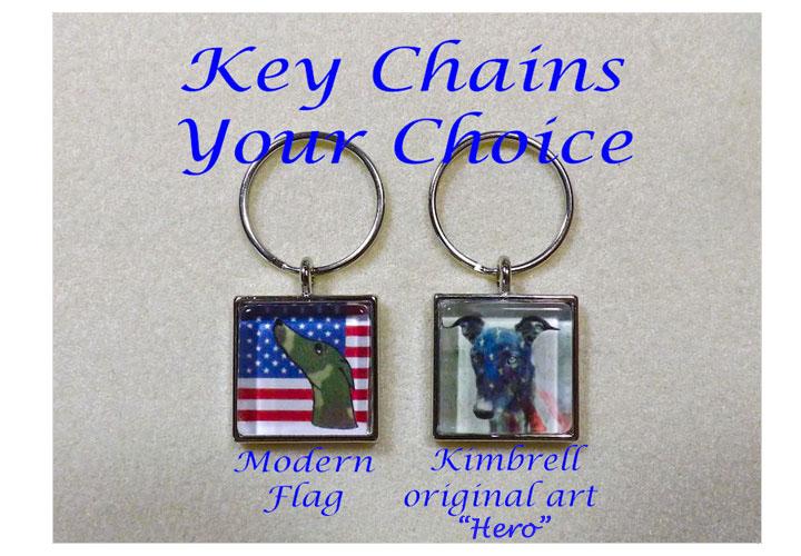 Key Chain Choices
