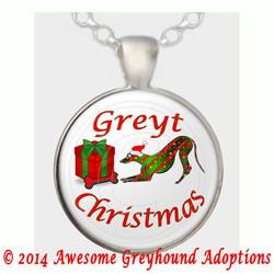 Greyt Christmas Pendant