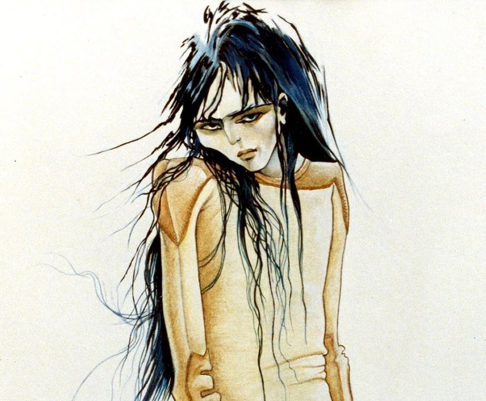 Original Character Fashion Illustration