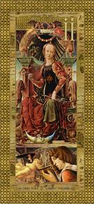 High Priestess, Tarot Print