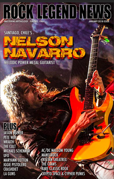 Nelson Navarro January 2018 Issue