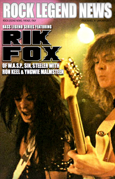 Rik Fox January 2017 Issue