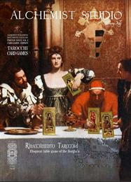 2012 Tarocchi Card Games Catalog