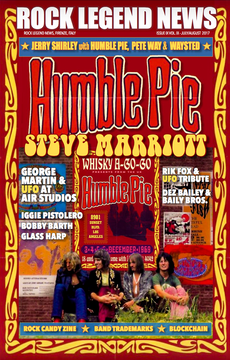 Steve Mariott & Humble Pie July 2017