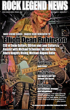 Elliott Dean Rubinson March 2017 Issue