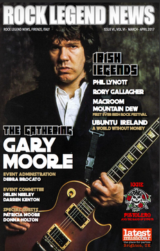 Gary Moore March 2017 Issue