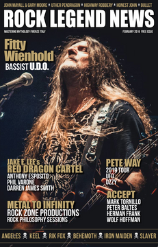 Rock Legend News February 2019