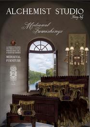 2012 Medieval Furniture Catalog
