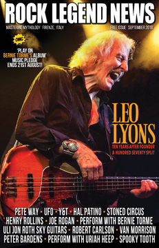 Leo Lyons September 2018 Issue