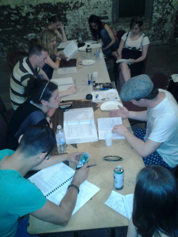 Script Analysis Rehearsal: DIRECTOR