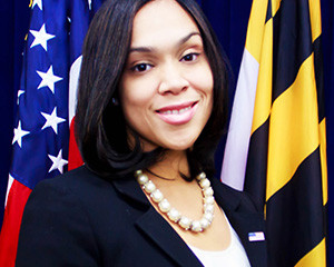 SHE'S THE LAW: BALTIMORE STATE ATTORNEY MARILYN MOSBY - DISBARMENT CHARGES FILED