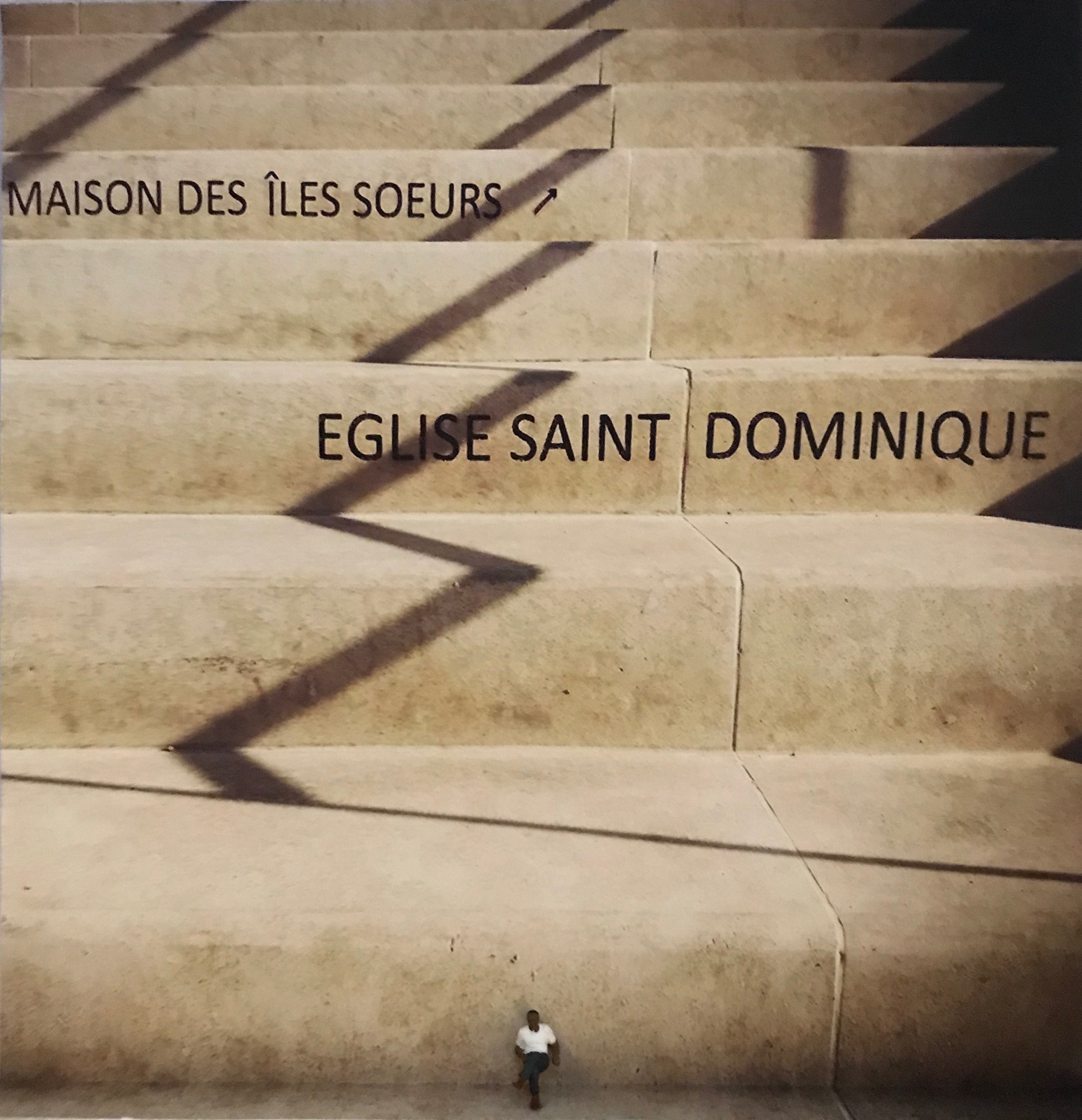 STAIRS CHURCH