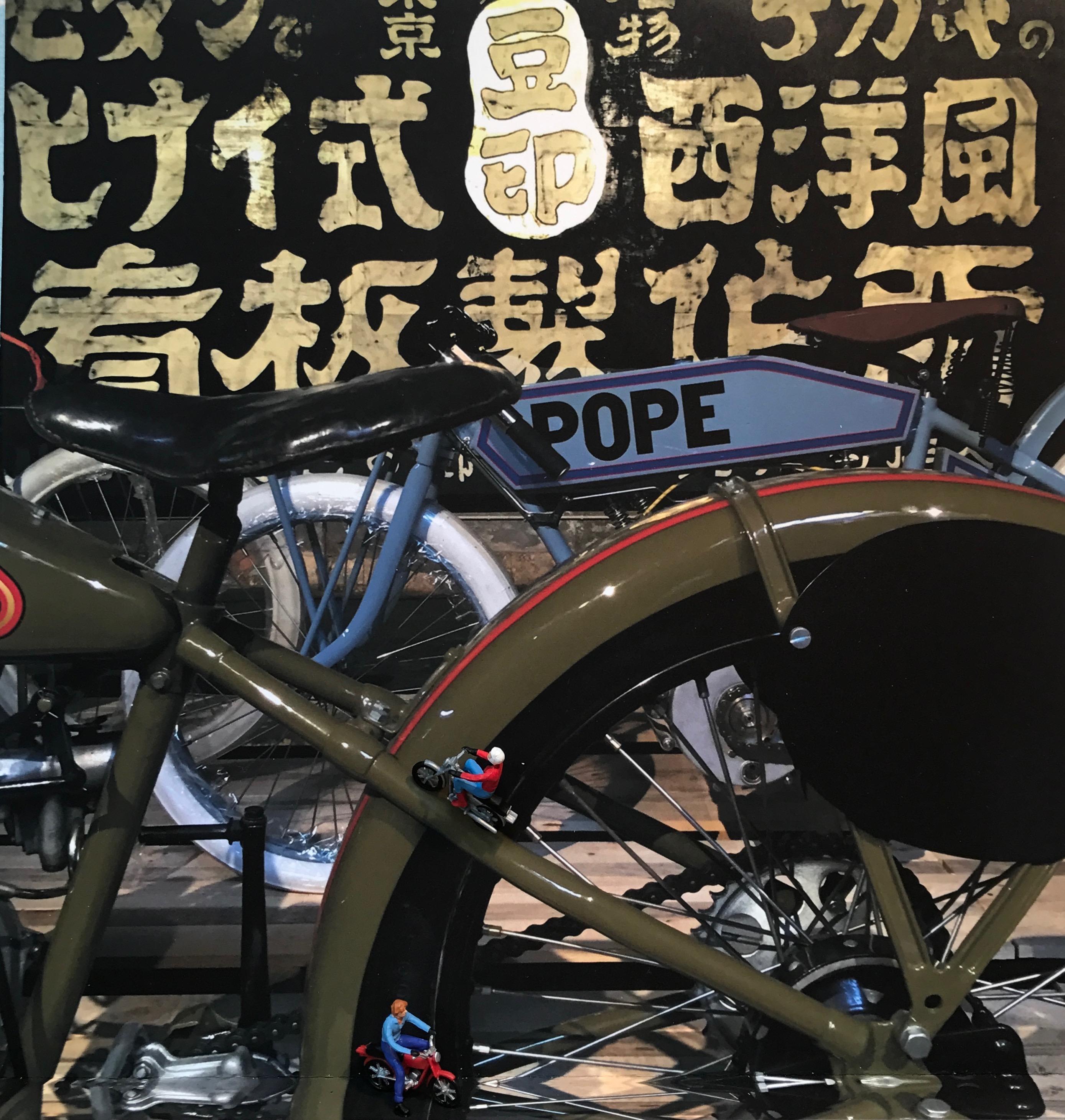 POPE VINTAGE BIKE