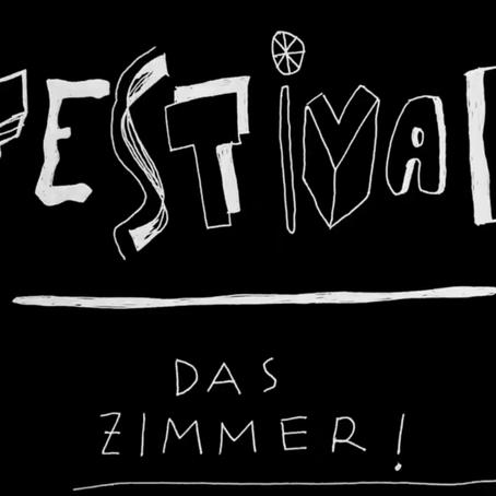 "Leinwand-""Festival"" - Theater das Zimmer"