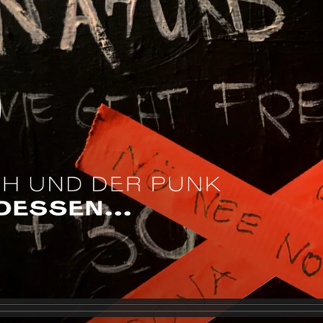 """""""Hannah & der Punk"""" STATTDESsEN"""