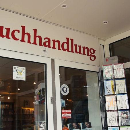 """Zu Besuch in der Buchhandlung """"Almut Schmidt"""""""