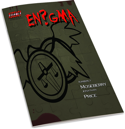 Enigma Issue #1