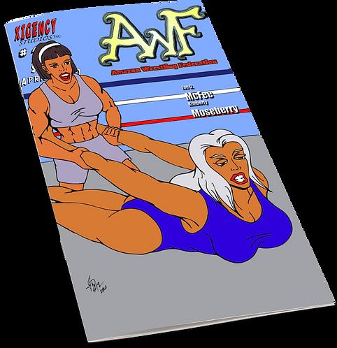 AWF #2 - McFee Cover