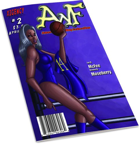 AWF #2 - Moseberry Cover