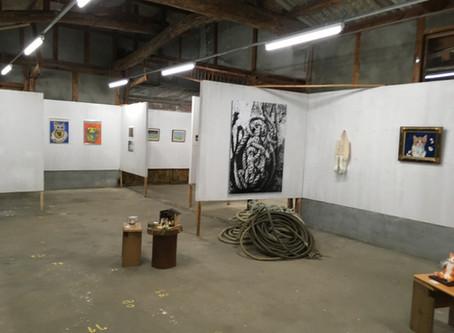 アートイベント島根「ねこ何でも作品」展に行ってきました