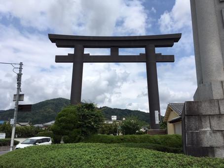 奈良へ行って来ました