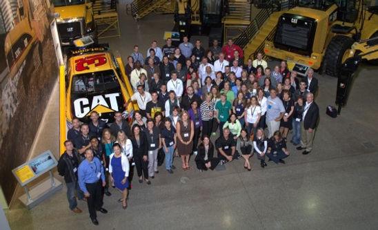SPLiCE Licensors Workshop 2013 Caterpillar HQ Peoria