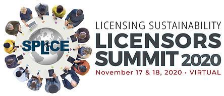 SPLiCE Licensors Summit 2020 logo NEW NO