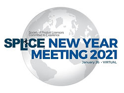 SPLiCE NEW YEAR 2021 Meeting JAN 26 in 6