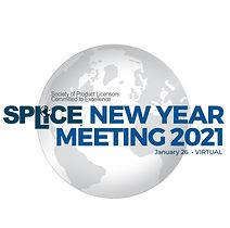 SPLiCE Virtual New Year Meeting 2021