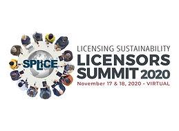 SPLiCE Licensors Summit 2020 logo NOV 17