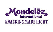 Mondelez International logo in 600px box