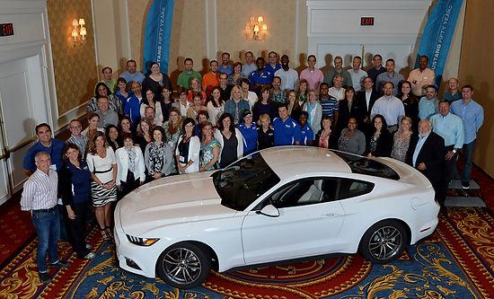 SPLiCE Licensors Workshop 2014 Ford Motor Company Dearborn