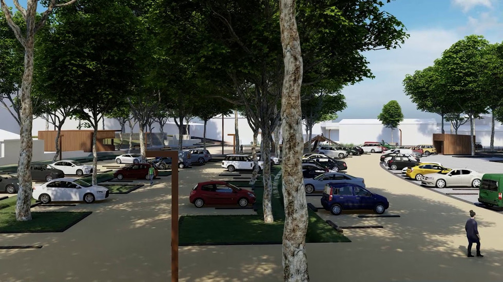 Aménagement de la Place Milliane- Pamiers - 2019