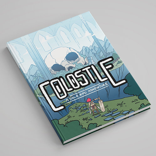 Colostle Complete Edition (Hardback) - SECOND WAVE PREORDER
