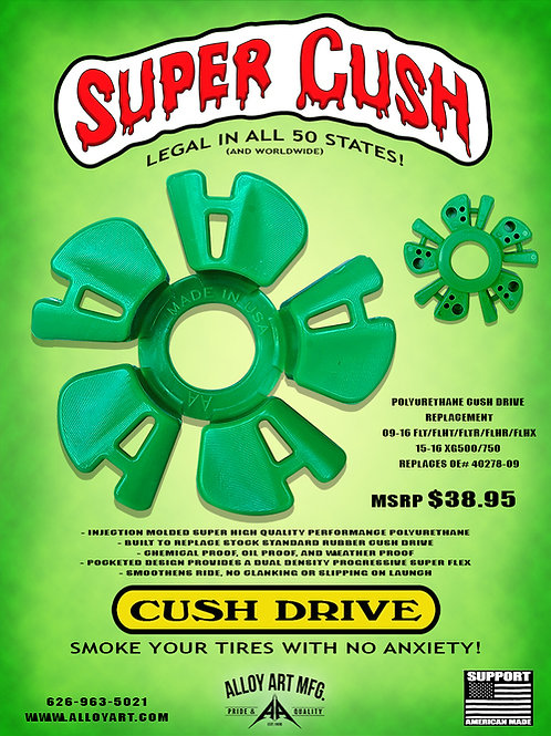 Alloy Art Super Cush Replacement Drive Dampener