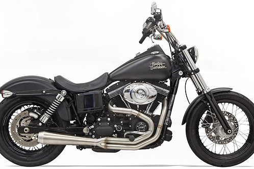 Bassani Road Rage III Stainless for Dyna