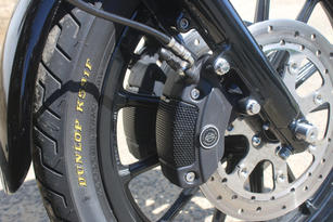 CVO brakes for Dynas.