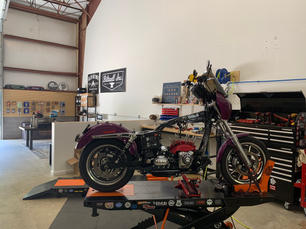 Dyna Engine Build