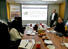 November 2019, SKBC-Nowak & Partner on SBCK Seminar with Nowak & Partner  Nowak & Partner: Sharing our 10 years of experience in supporting foreign companies in Korea by Elias Peterle, Nowak & Partner, Managing Director