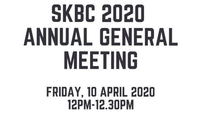 SKBC 2020 AGM