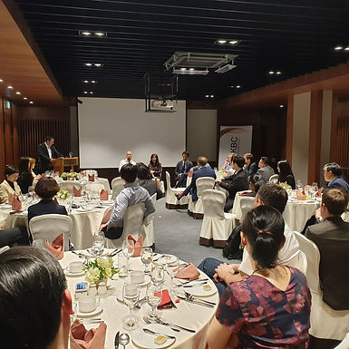 June 2019, SBCK-ECCK - Digitalization in Healthcare - Presented by Erwan Vilfeu,  President, Zuellig Pharma Korea Ltd.