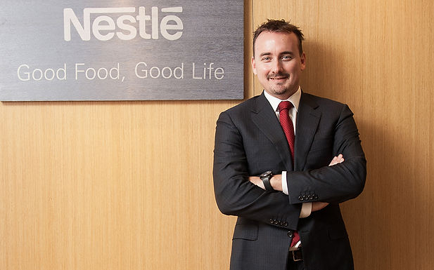 SKBC Luncheon, Creating shared value at Nestlé by Mr. Erwan Vilfeu, Nestlé Korea CEO