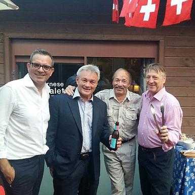 SKBC 2018 Swiss Night