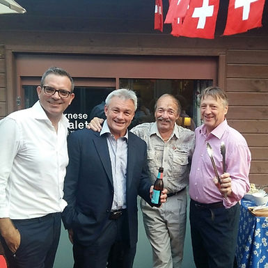 SKBC 2018 Swiss Night