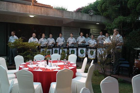 Swiss Embassy Garden Party