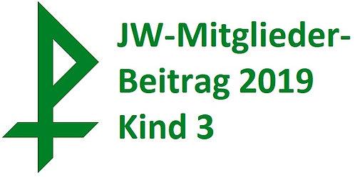 JW-Mitgliederbeitrag 2019, Kind 3