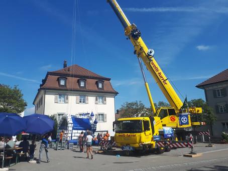Blauring & Jungwacht Kirchberg machen am JuBla-Tag beste Eigenwerbung